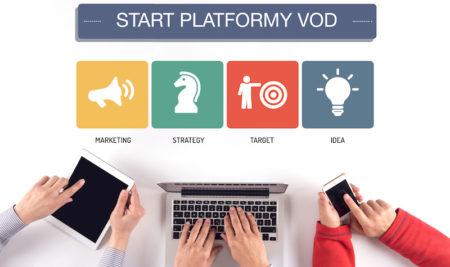 Startujemy z platformąVOD!