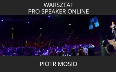 ProSpeaker Online