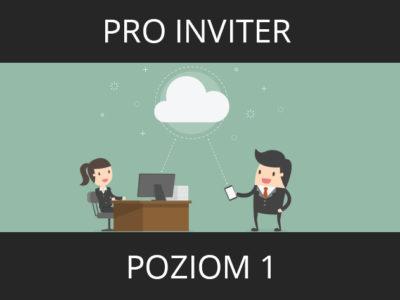 Pro Inviter – Poziom 1