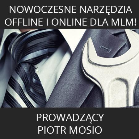 Przedsprzedaż: Nowoczesne narzędzia offline i online dla MLM!
