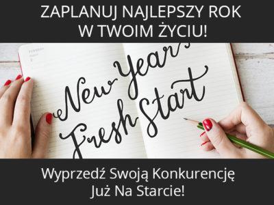 Zaplanuj Najlepszy Rok w Twoim Życiu!